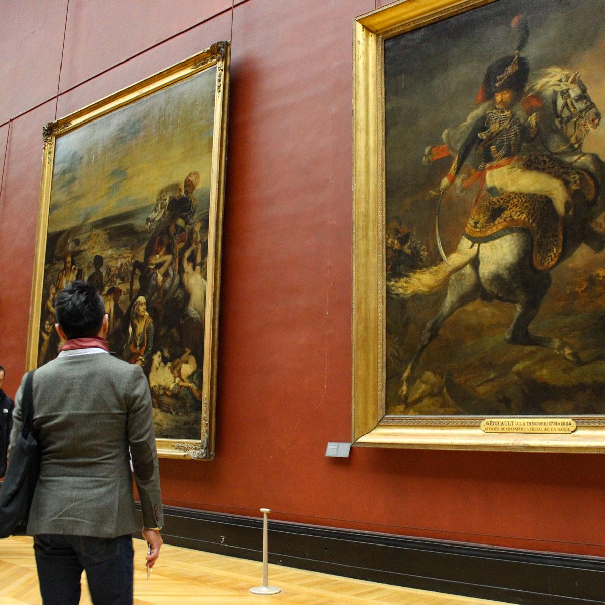 Louvre Aufenthalt richtig planen