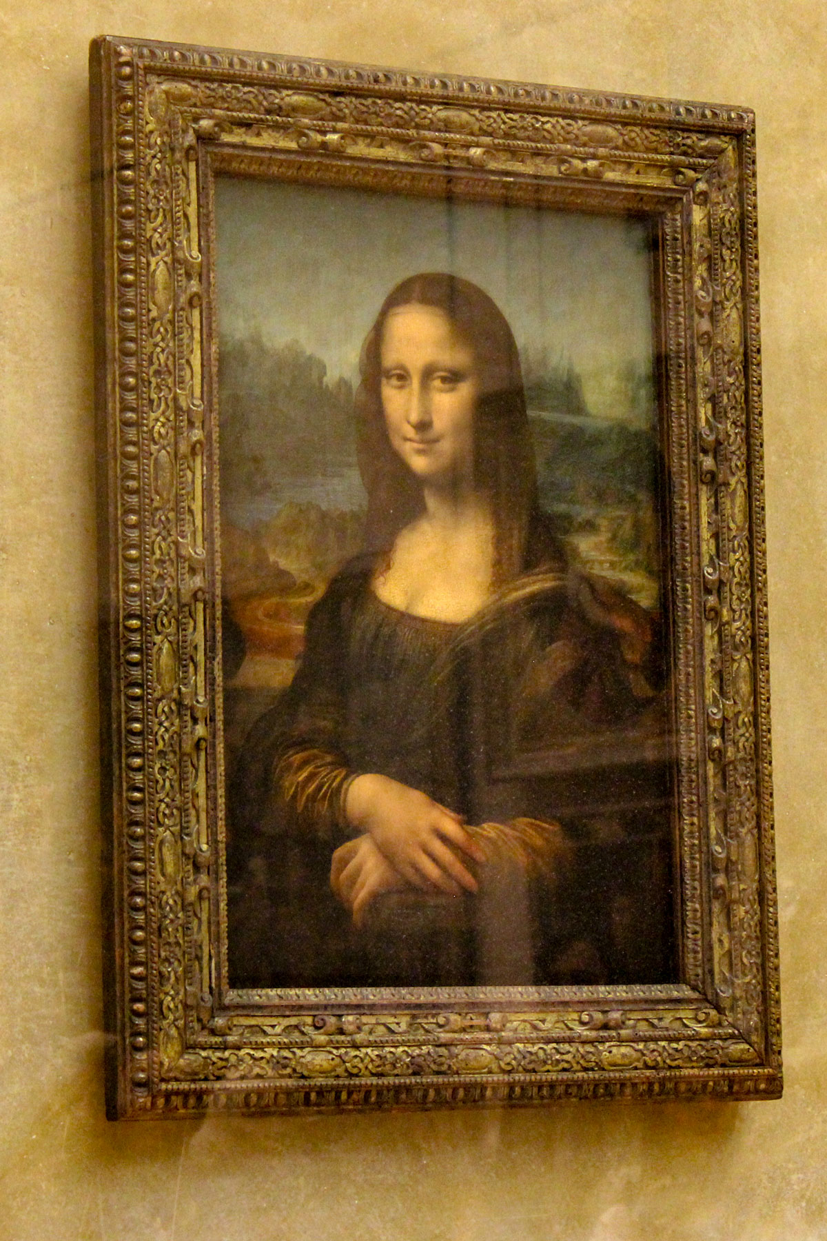 Louvre Monat Lisa